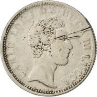 [#32453] Italie, Lucques, Charles II De Bourbon-Parme, 2 Lire - Regional Coins