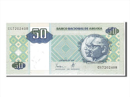[#107862] Angola, 50 Kwanzas Type 1999 - Angola