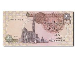 Egypte, 1 Livre, Type 1978-2007 - Egypt