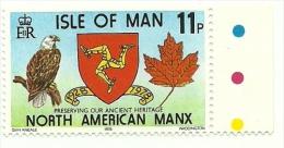 1978 - Man 129 North American Manx, - Francobolli