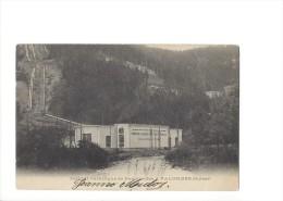 9227 - Vallorbe Institut Catholique De Demoiselles à Valorbes - VD Vaud