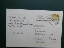 41/387     CP 1992  AFST. . - Periodo 1980 - ... (Beatrix)