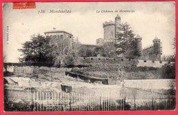CPA 69 MONTMELAS -Saint-Sorlin Le Chateau De Montmelas Dans Canton De GLEIZE - France