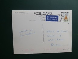 41/410   CP  HONG KONG CHINA - Cartas