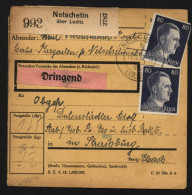 D.R.o- Netschetin  (6110) - Covers & Documents