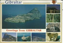 GIBRALTAR . MULTIVUE - Gibilterra