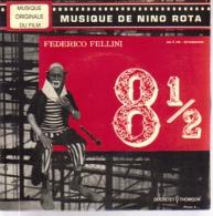 "B-O-F  Nino Rota  ""  8 1/2  "" - Soundtracks, Film Music"