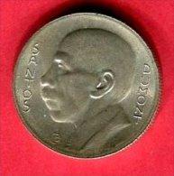 SANTOS DUMONT 5000 REIS 1936  TTB 15 - Brésil