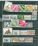 Lot De 23 Timbres Du Mali Neuf (*)   Sans Gomme  - Ai131 - Mali (1959-...)