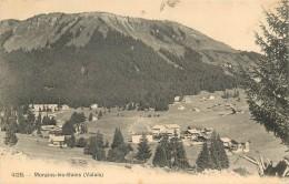 Réf : SU-14-668  :  Morgins Les Bains ( Valais) - VS Valais