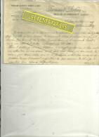 39 - Jura - BOIS-D'AMONT - Facture ARBEZ - Fabrique De Boîtes Rondes En Bois – 1929 - France