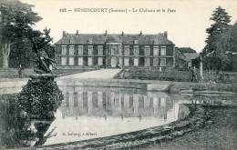 HENENCOURT Chateau - Andere Gemeenten