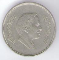 GIORDANIA 50 FILS 1984 - Giordania