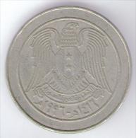 SIRIA 10 POUNDS 1997 - Siria