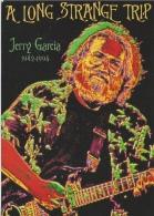 CPSM  Jerry Garcia 1942 1995 - Musique Et Musiciens