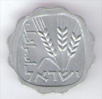 ISRAELE AGORAH 1972 - Israele