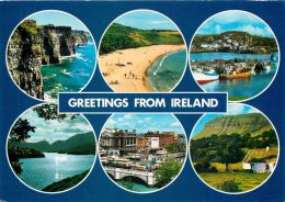 Ireland Eire Postcard Used Posted To UK 1994 Stamp - Other