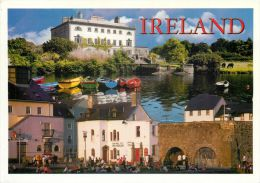 Montage, Ireland Eire Postcard Used Posted To UK 2006 Stamp - Other