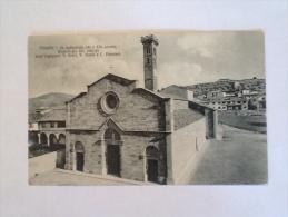 FIESOLE LA CATTEDRALE RESTAURATA DEL 1909 --24-- - Firenze