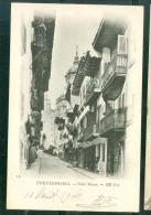 N°16  -  Fuenterrabia   -  Calle Mayor      - Dax35 - Espagne
