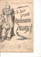Paillasse. 2ème Cahier. - Partitions Musicales Anciennes