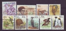 NEUSEELAND - Aus 1990 - Gestempelt - Gebraucht