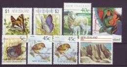 NEUSEELAND - Aus 1991 - Gestempelt - Gebraucht