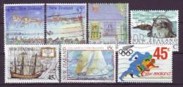 NEUSEELAND - Aus 1992 - Gestempelt - Gebraucht