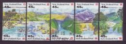 NEUSEELAND - Aus 1992  - MiNr. 1244-1253 - Gestempelt - Gebraucht