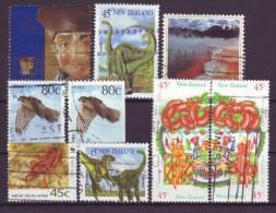 NEUSEELAND - Aus 1993 - Gestempelt - Gebraucht