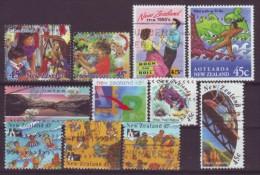 NEUSEELAND - Aus 1994 - Gestempelt - Gebraucht