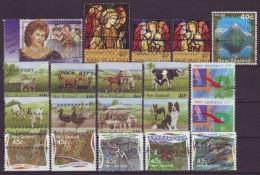 NEUSEELAND - Aus 1995 - Gestempelt - Gebraucht