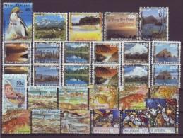 NEUSEELAND - Aus 1996 - Gestempelt - Gebraucht