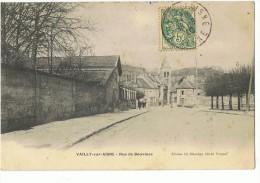 VAILLY-sur-AISNE --Rue De Bouvines - France