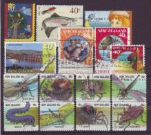 NEUSEELAND - Aus 1997 - Gestempelt - Gebraucht
