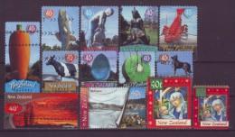 NEUSEELAND - Aus 1998 - Gestempelt - Gebraucht
