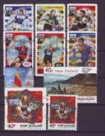 NEUSEELAND - Aus 1999 - Gestempelt - Gebraucht
