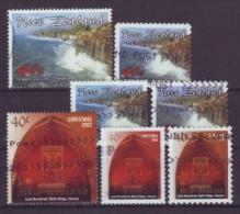 NEUSEELAND - Aus 2002 - Gestempelt - Gebraucht