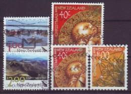 NEUSEELAND - Aus 2003 - Gestempelt - Gebraucht