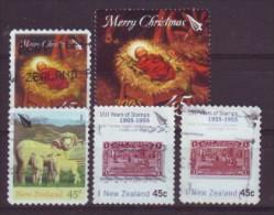 NEUSEELAND - Aus 2005 - Gestempelt - Gebraucht