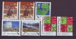 NEUSEELAND - Aus 2006+2007 - Gestempelt - Gebraucht