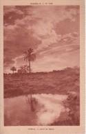CPA M'Sila - Lever Du Soleil - 1943 (2033) - M'Sila