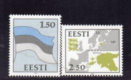 ESTONIE 1991 ** - Estonia