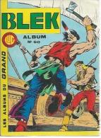 BLEK Reliure  N° 60 ( N° 421 + 422 + 423 )   - LUG  1986 - Blek
