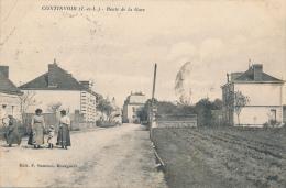 CONTINVOIR - Route De La Gare - Frankreich