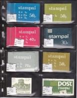 IRLANDE - STOCK De 36 CARNETS Avec DIVERSES COMBINAISONS - RARE PROPOSITION - Carnets