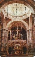PC San Miguel De Allende, Guanajuato - Altar Del Calvario En El Santuario De Atotonilco (2042) - Mexiko