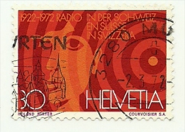 1972 - Svizzera 897 Propaganda C3140, - Usati