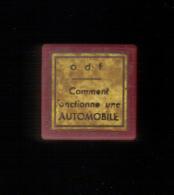 FILM FIXE (Bobine 35/mm en couleur,odf) SIMCA, comment fonctionne une automobile. Offert � l�enseignement par SIMCA
