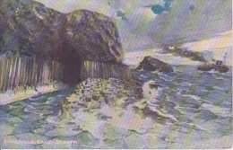 PC Fingall's Cave - Staffa - Steamer (2059) - Argyllshire